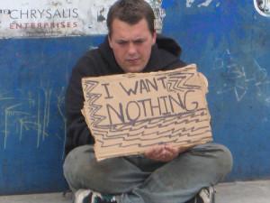 24 Best Homeless Signs