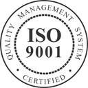 ISO 9001 Certified Logo