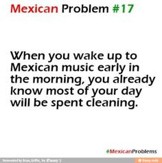 Mexicans More