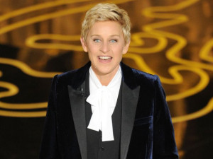 Ellen DeGeneres didn't hold back during her Oscars monologue. OK, she ...