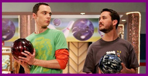 Os arqui-inimigos: Sheldon Cooper e Will Wheaton