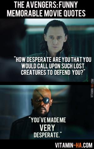 Avengers Quote 6