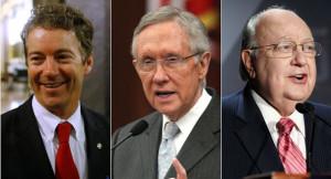 Week in one-liners: Paul, Reid, Ailes