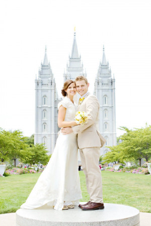 Mormon Weddings