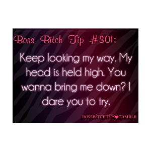 Boss Bitch Tips ♔ found on Polyvore