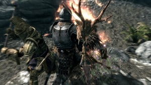 Gutting and scorching Forsworn as Lydia gets ready to drop the hammer ...