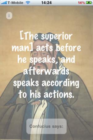 Confucius Quote Quotes