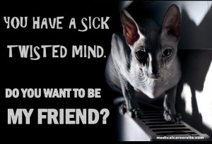 Another Have Sick And Twisted Mind Funny Pictures Quotes