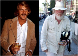 Nick Nolte was People s 1992 Sexiest Man Alive looking at him now