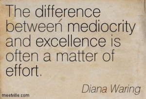 mediocrity quotes - Google Search