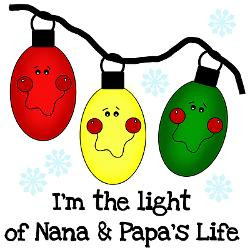 light_of_nana_and_papas_life_greeting_card.jpg?height=250&width=250 ...
