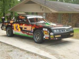 Street Stock Race Car Monte