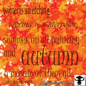 Garden Quotes, Autumn, inspirational quotes