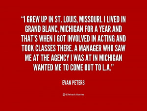 Evan Peters American Horror Story Quotes