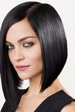 Leigh Lezark, asymmetrical bob.: Hairstyles Hairs Care Products, Hairs ...