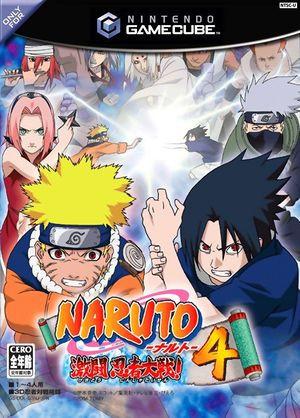 Naruto Gekit Ninja Taisen