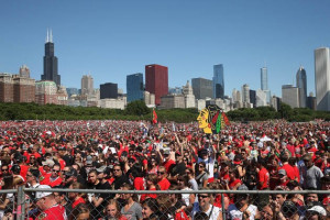 ... five favourite things from the Chicago Blackhawks Stanley Cup parade