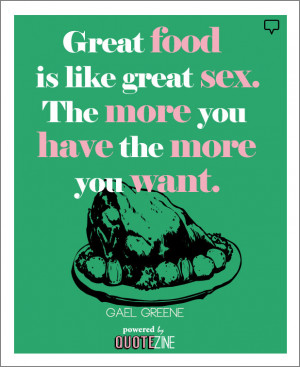 Food Quotes: The 30 Greatest Sayings On Cooking, Dining & Eating Well