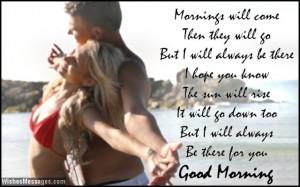 Good Morning Poems for Girlfriend: Poems for Her