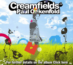 the latest Creamfields Album By Paul Oakenfold has been nominated