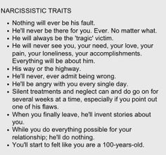 Relationships Cognitive Dissonance | Narcissistic Quotes and Sayings ...