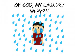 Hate Doing Laundry I just hate doing laundry.