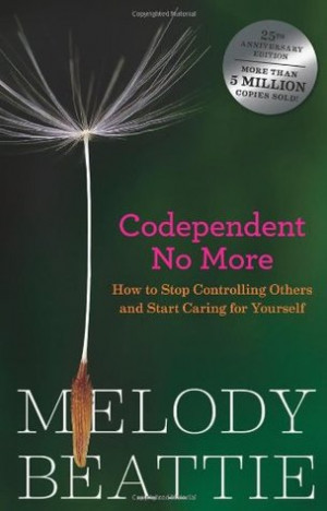 """... Controlling Others and Start Caring for Yourself"""" as Want to Read"""