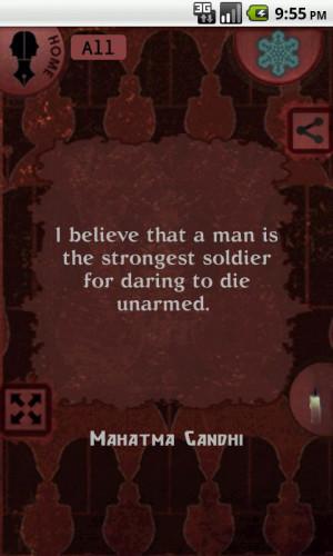 Praana Deep Quotes - screenshot