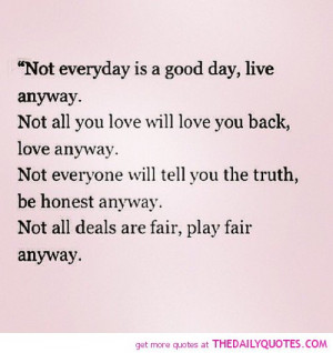 ... Life ~ The Daily Quotes - The best quotes, sayings & quotations about