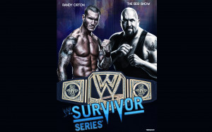 Randy Orton VS Big Show in Survivor Series 2013