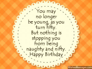 ... turning fifty years old 640x480 50th Birthday Wishes: Quotes and