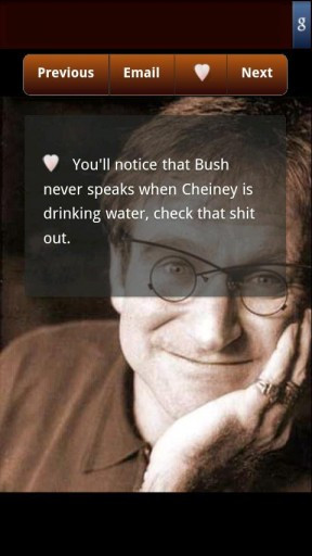 View Bigger Robin Williams...