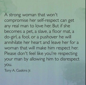 relationship:) #reality #myworth #respect ...