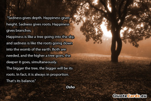 QUOTES OSHO HAPPINESS