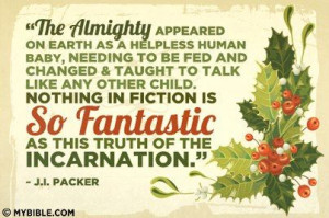 Incarnation. J. I. Packer