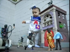Ghostbusters TOOOOOO freaking cute!!!