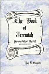 """Start by marking """"The Book of Jeremiah (in outline form)"""" as Want ..."""