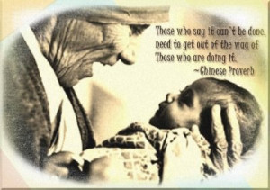 Happy Birthday Mother Teresa; Mother Teresa Quotes & Life History.