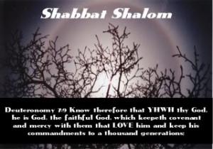 Shabbat Shalom Image