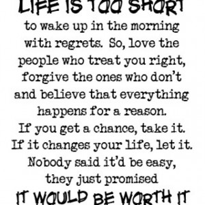 Live life to the fullest every dayy:)). Motivate yourself to do your ...