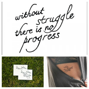 Temporary Tattoo Quote (Set of 2)-0