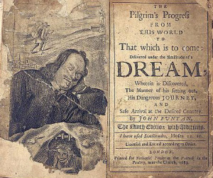 Image from Bunyan's Pilgrim's Progress