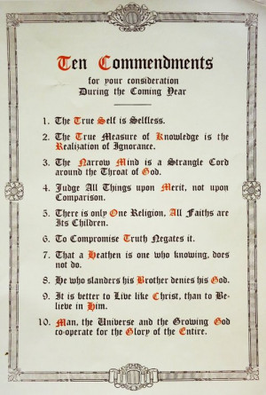 ... 10 commendments by manly p hall by moe jun 15 2015 quotes 1 comment