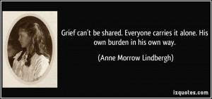This Inspirational Grief