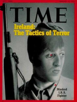 Time Magazine-1971-Ireland Tactics of Terror