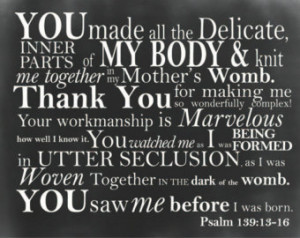 Subway Art Style Baby Nursery Diy Rintable Psalm Scripture Quote