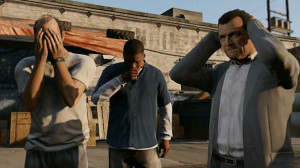 Below we've compiled a list of a few of GTA V 's many funny quotes: