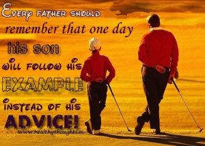 dad birthday quotes from son