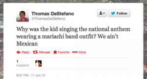 SMH: Racist Morons Bash Mexican-American Boy For Singing National ...
