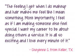 How do I become a makeup artist?